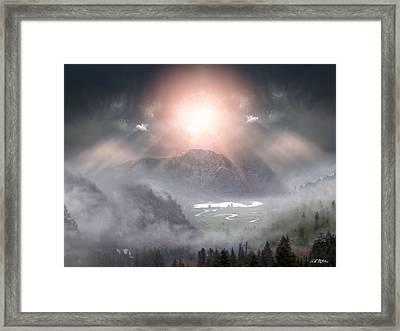 Silent Night Framed Print by Bill Stephens