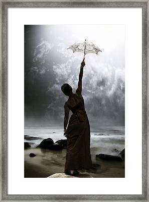 Silhouette Framed Print by Joana Kruse