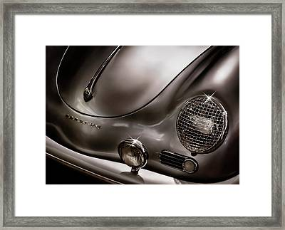 Silver Ghost Framed Print