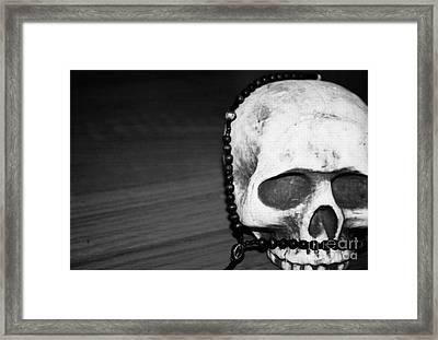 Skull 1 Framed Print