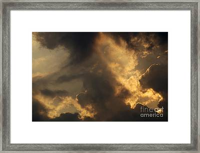 Sky Framed Print by Odon Czintos