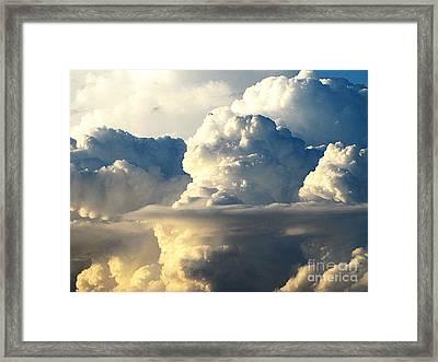 Sky Sky Framed Print by Yury Bashkin