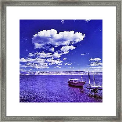 #sky_perfection #ic_sky #rebel_sky #igs Framed Print