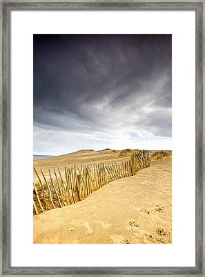 South Shields, Tyne And Wear, England Framed Print by John Short