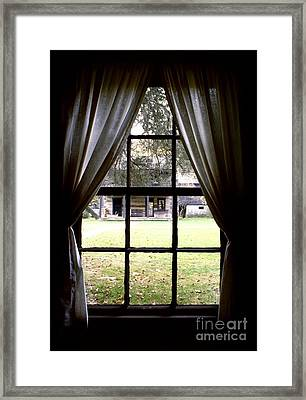 Spring Mill State Park - Indiana Framed Print by Jack R Brock