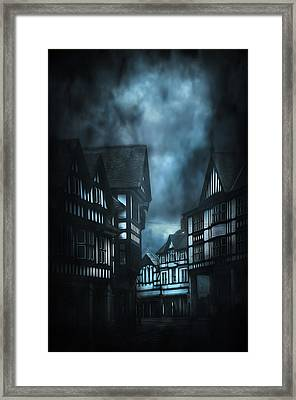 Storm Is Coming Framed Print by Svetlana Sewell