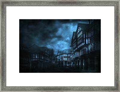 Stormy Weather Framed Print by Svetlana Sewell