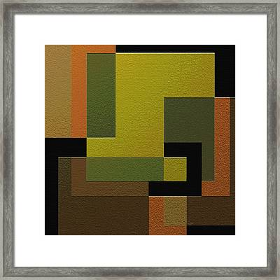 Strength Framed Print by Ely Arsha