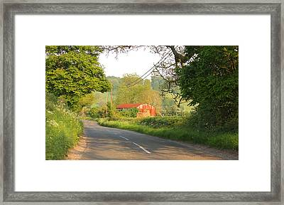 Framed Print featuring the photograph Sylvan by Rdr Creative