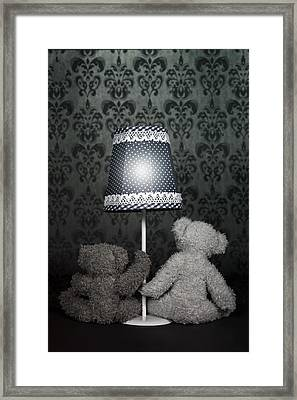Teddy Bears Framed Print by Joana Kruse