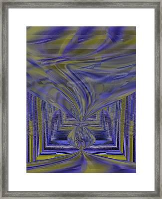 Tempest Framed Print by Tim Allen
