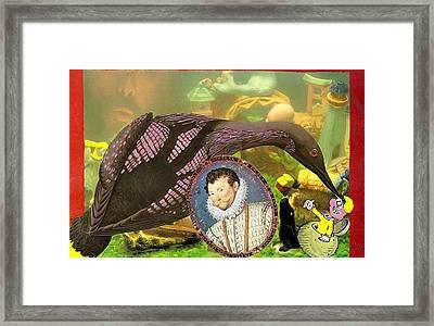 The Aquarium Framed Print by Rob M Harper