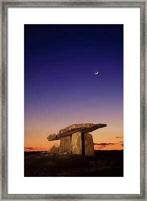 The Burren, County Clare, Ireland Framed Print by Richard Cummins
