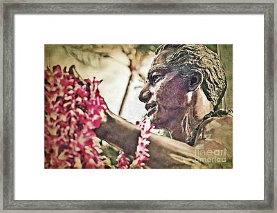 The Duke Framed Print by Paul Topp