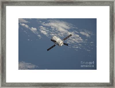 The Edoardo Amaldi Automated Transfer Framed Print by Stocktrek Images