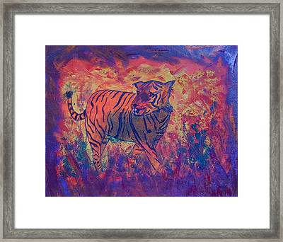 The Escape Framed Print by Judi Goodwin