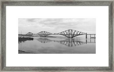 The Forth - Scotland Framed Print by Mike McGlothlen