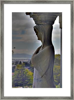 The Guardian -l- Framed Print by Phil Bongiorno