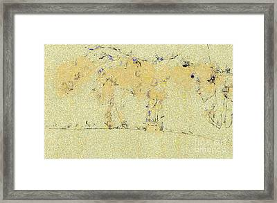 The Horse Framed Print by Odon Czintos