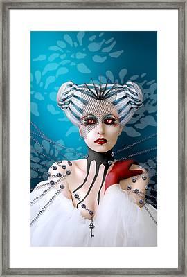 The Keeper Framed Print by Ausra Kel