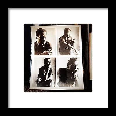 Actors Framed Prints