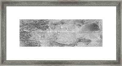 Titans Surface Framed Print by NASA / Science Source