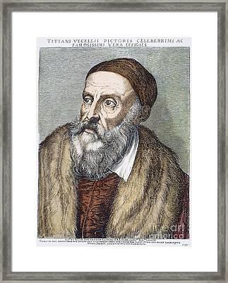 Titian (c1490-1576) Framed Print