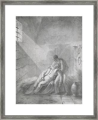 Toussaint Louverture 1843-1803, Leader Framed Print