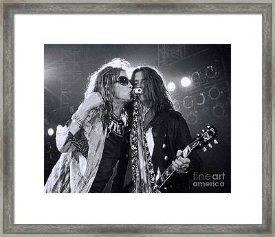 Toxic Twins  Framed Print by Traci Cottingham