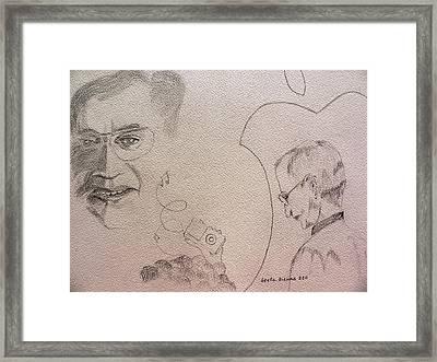 Tribute Framed Print by Geeta Biswas