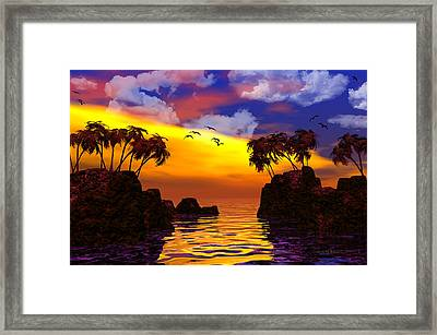 Trinidad Framed Print by Robert Orinski