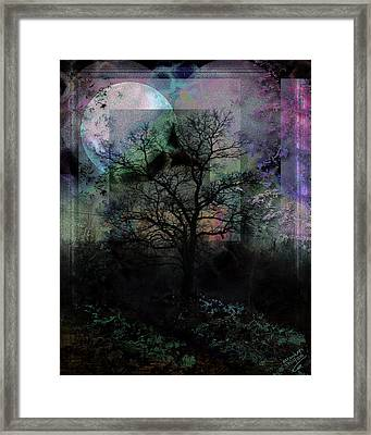 Twilight Framed Print by Mimulux patricia no No