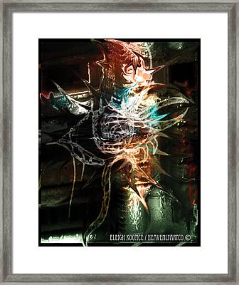 Underground Sight Framed Print by Eleigh Koonce