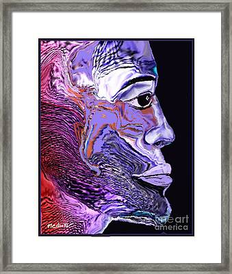 Untitled 200 Framed Print by Nedunseralathan R