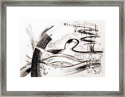 Untitled Framed Print by Emilio Lovisa