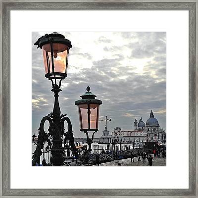 Venezia Italia 2011 Framed Print