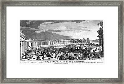 Versailles: Grand Trianon Framed Print by Granger