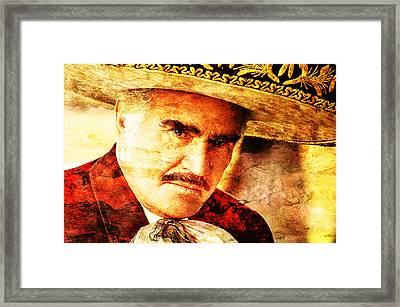 Vicente Framed Print