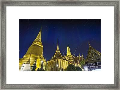 Wat Phra Kaew Framed Print