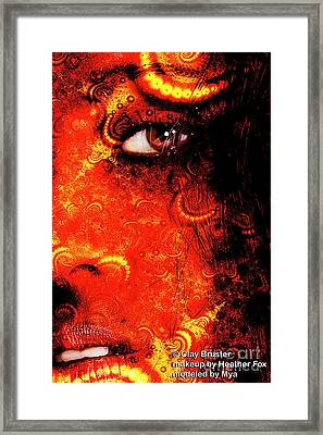 Watchful Spirit Framed Print by Clayton Bruster