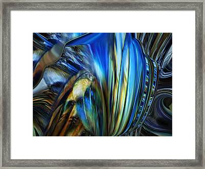 Wealth Weary Framed Print