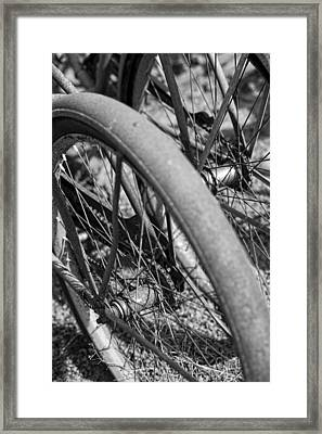 Western Flyer Framed Print by Gordon Dean II