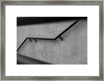 Where It Goes-3 Framed Print