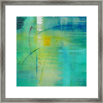 Whisper Framed Print by Ethel Vrana
