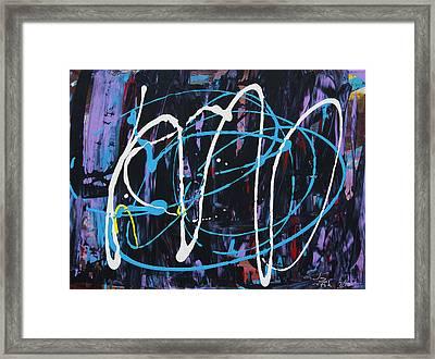 Wild Framed Print by Terrance Prysiazniuk