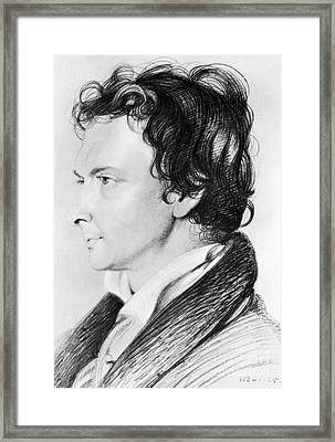 William Hazlitt (1778-1830) Framed Print by Granger