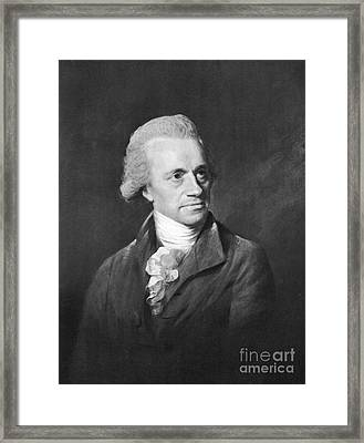 William Herschel, German-british Framed Print by Science Source