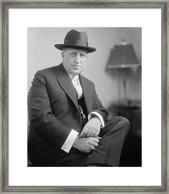 William Randolph Hearst 1863-1951 Framed Print