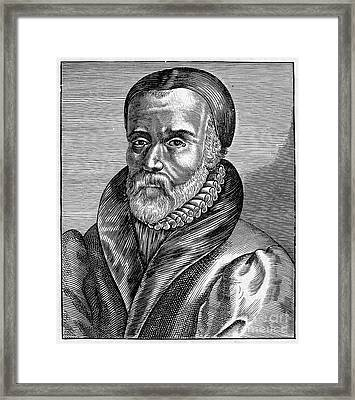 William Tyndale Framed Print