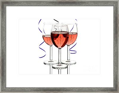 Wine Framed Print by Blink Images